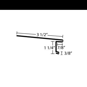 107 Weaver Drip Edge